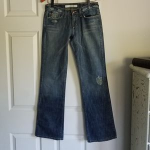 """Joe's Jean's 27 *29x31.5"""" Distressed Jean's Excell"""